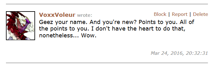 7 - profile comment