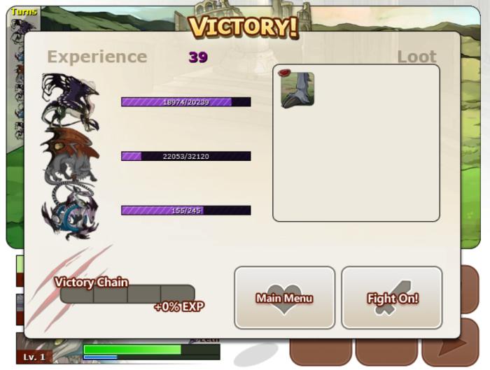 battle 6 win